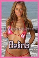 Beautiful Stripper in Las Vegas - Belina