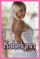Katelynn is a Sweet Blonde Escort