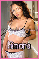 Exotic Asian Stripper - Kimora